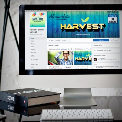 Harvest Facebook Page Management