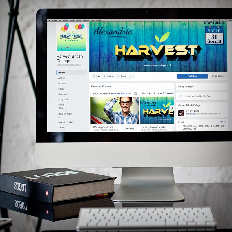 Harvest Facebook Page Management