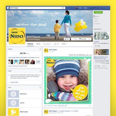 Nestle Social Media Conversation Analytics