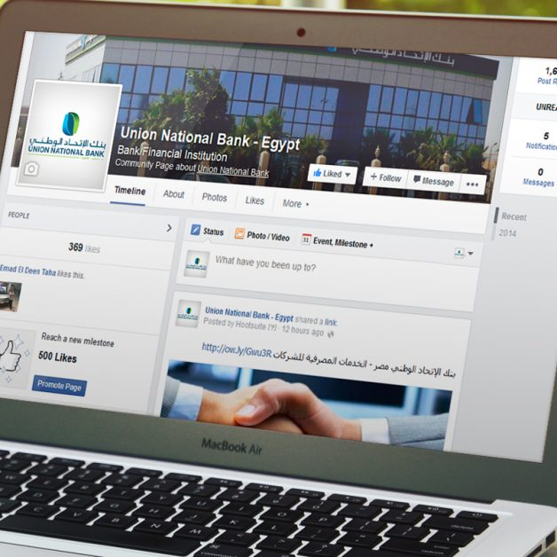Union National Bank Facebook Management and Social Media Strategies