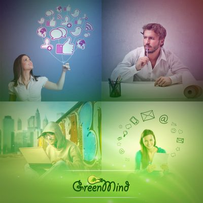 Green Mind Agency opened Careers section with 4 available jobs