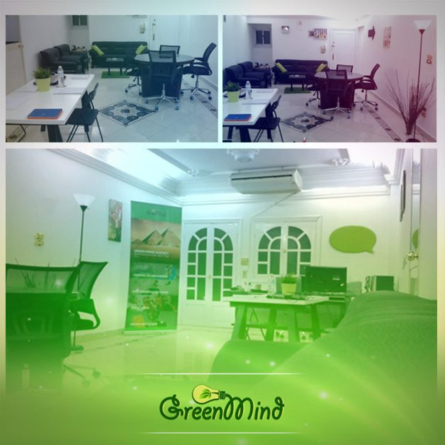 Green Mind #Agency has a New #Office !