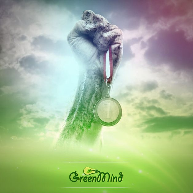 Green Mind #Agency completed one year of establishment