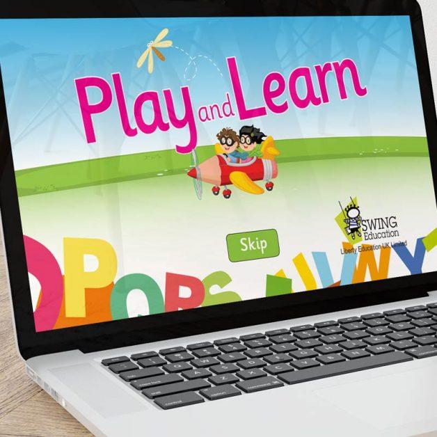 Swing Education Educational Animation