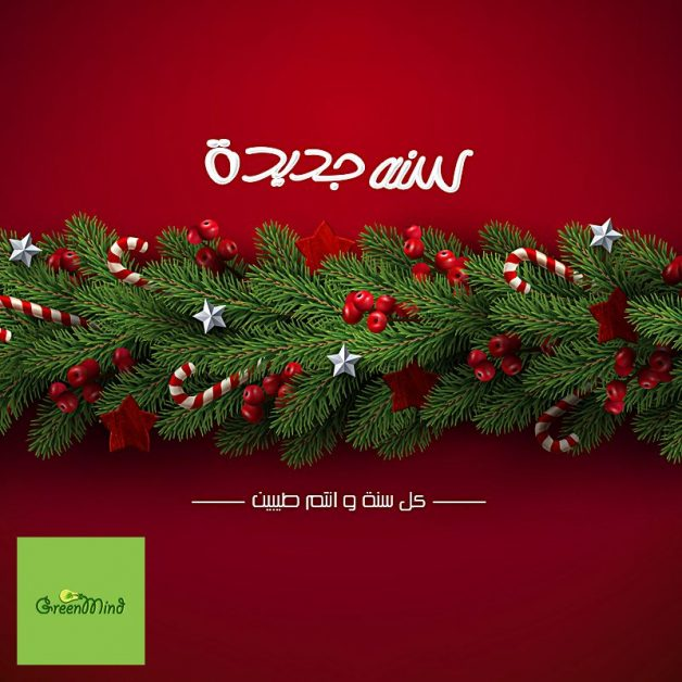 Green Mind – Digital Marketing Agency wishes you and your family a Happy New Year