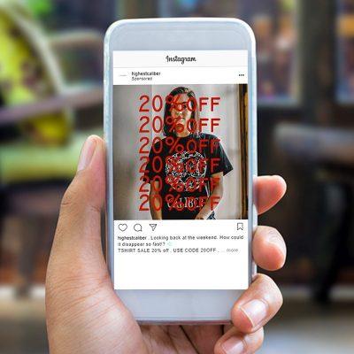 Caliber Clothing, Digital marketing and community management