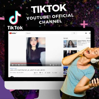 TikTok Social Media Marketing for YouTube