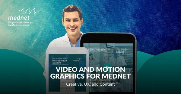 Video and Motion Graphics Work for MedNet