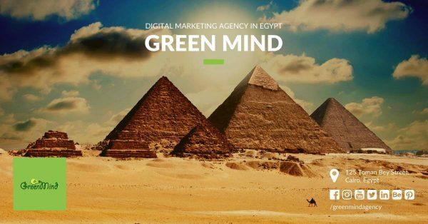 Digital Marketing Agency in Egypt Green Mind
