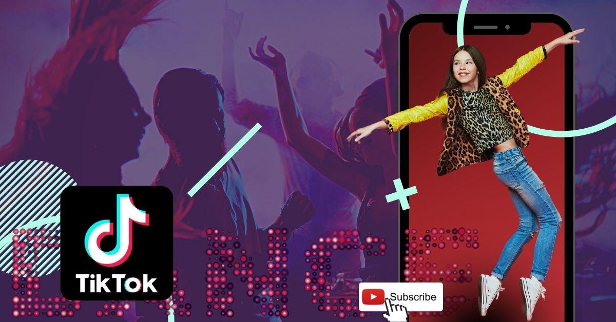 tiktok - YouTube channel management