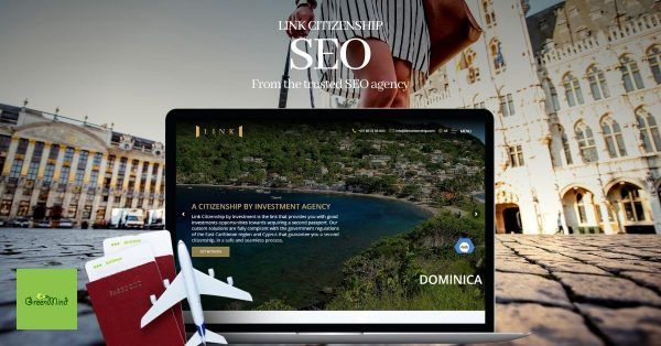 SEO Work for Link Citizenship