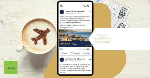 Link Citizenship Social Media Advertising and Plan