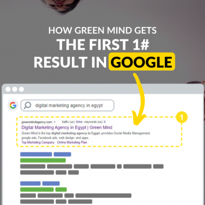 How Green Mind gets the first result in Google