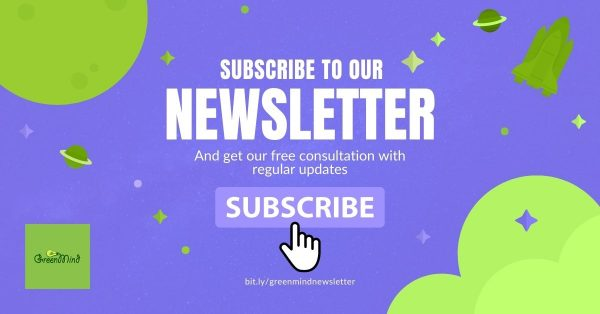 Subscribe to our Newsletter today