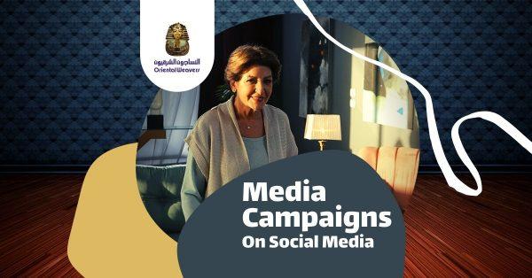 Oriental Weaver's Media Campaigns on Social Media