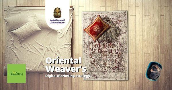 Oriental Weaver's digital marketing strategy