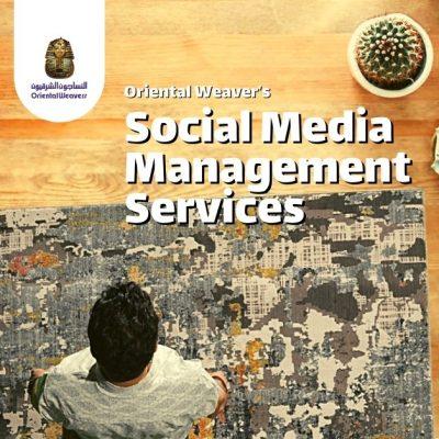 Oriental Weaver's Social Media Management Services
