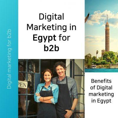 Digital Marketing in Egypt for B2B
