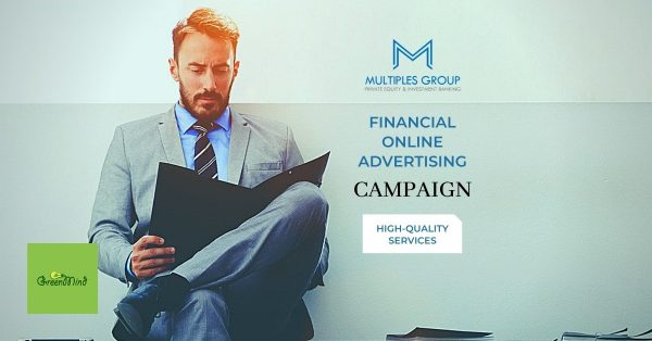 Multiple Group | Financial online advertising campaign