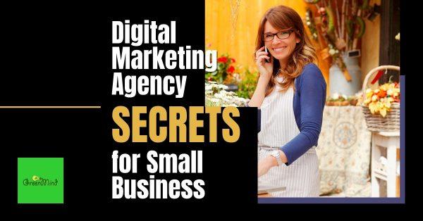 Digital Marketing Agency Secrets for Small Business