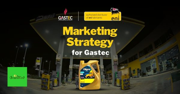 Marketing Strategy for Gastec