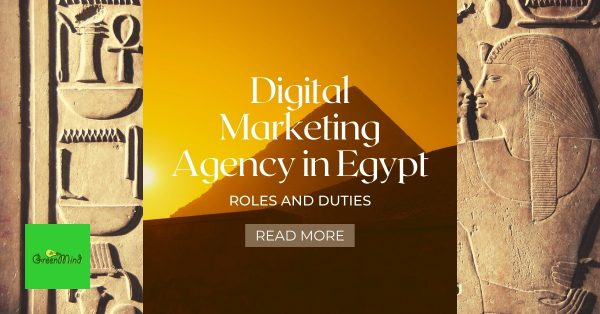 Digital Marketing Agency in Egypt Roles and Duties